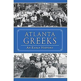 Greci di Atlanta: Una storia remota (American Heritage)