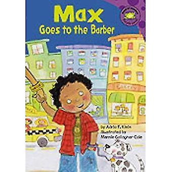 Max vai ao barbeiro