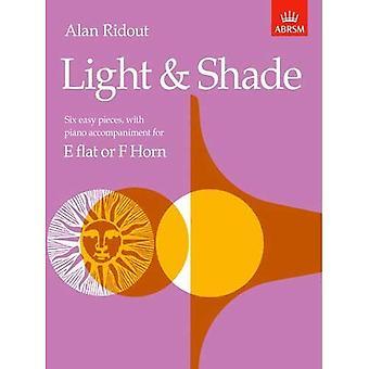 Alan Ridout: Światło i cień. Nuty dla Horn, akompaniamentem fortepianu