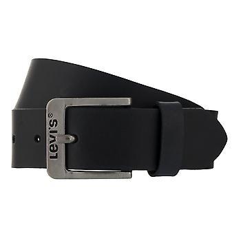 Cinturón de los pantalones vaqueros de Levi BB´s cinturones hombre cinturones cuero azul 7841