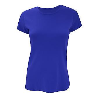 Bella Baby Rib Short Sleeve Crew Neck T-Shirt