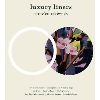 Luxury Liners - They're Flowers [CD] USA import