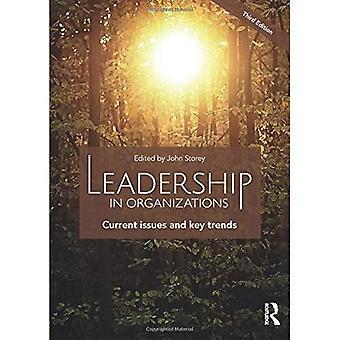 Leadership dans les organisations: questions d'actualité et les tendances clés