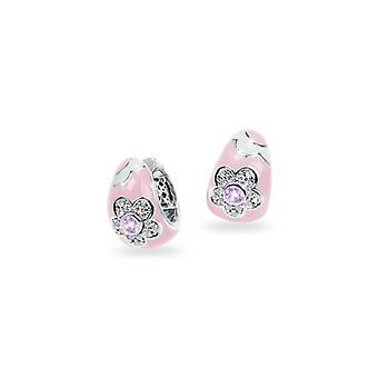 Belle Etoile Fleur Pink Earrings 3020810201