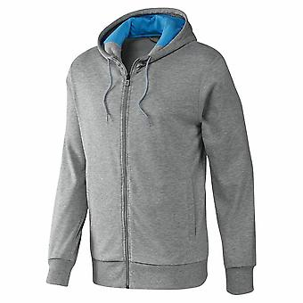 Adidas Climalite Performance Full Zip Hoodie F51139