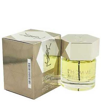 L'homme par Yves Saint Laurent Eau De Toilette Spray 2 Oz (hommes) V728-449170