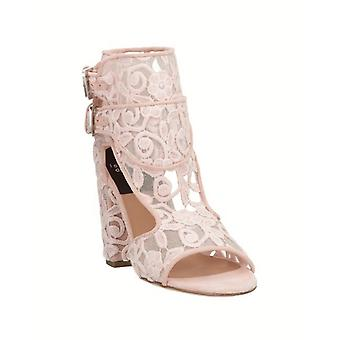 Laurence Dacade Womens Rush Mesh Open Toe Casual Mule Sandals