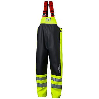Helly Hansen Mens Alna Hi Visibility Workwear Bib Trousers