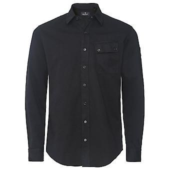 Belstaff Twill Woven Pitch Shirt