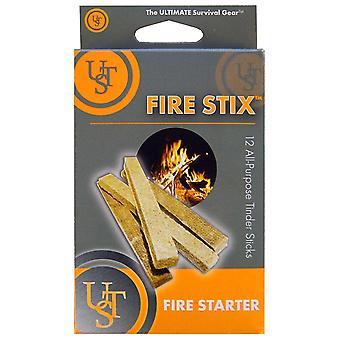 Ultimate Survival Technologies Grey Fire Starter Stix