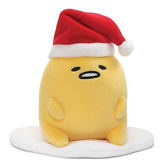 Chapéu preguiçoso de Santa do ovo de gudetama