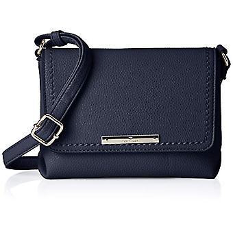Tom Tailor Acc Lou - Blue Women's Shoulder Bags (Blau) 19x15x6 cm (B x H T)