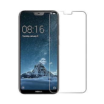 Nokia X6 Screen protector - Tempered Glass 9H