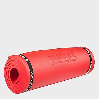 New Multi Mat Comfort Xl Sleeping Mat Red