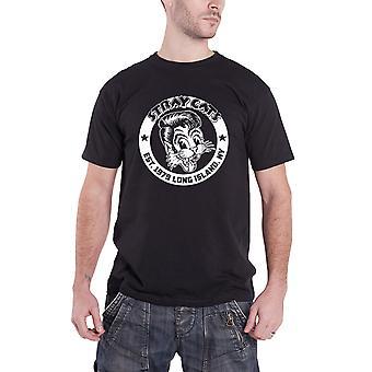 Stray Cats T Shirt Est 1979 Long Island NY Band Logo new Official Mens Black