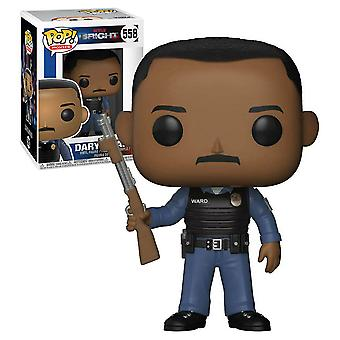 Bright Daryl Ward Pop! Vinyl Chase Ships 1 in 6