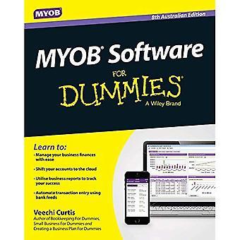 MYOB Software für Dummies australische Ausgabe (für Dummies-Reihe)