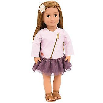 Vår generation 18-tums Vienna Doll