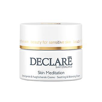 Declaré stress balans huid meditatie crème 50 ml Unisex