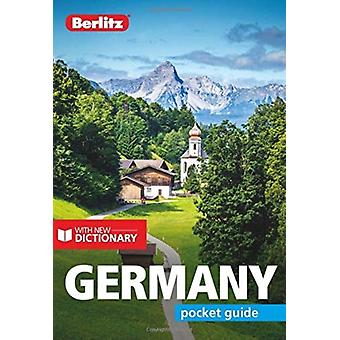 Berlitz Pocket Guide Germany Travel Guide with Dictionary