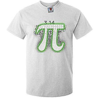 Glödande PI t-shirt