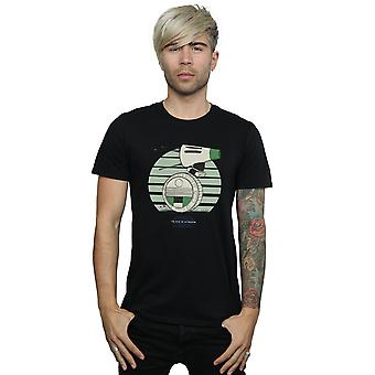 Star Wars män ' s uppkomsten av Skywalker D-O rullande grön T-shirt
