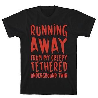 Fuyant mon t-shirt flippant