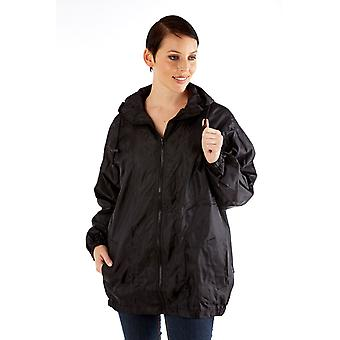 Ladies ProClimate Lightweight Waterproof Showerproof Kagool Kagoule cagoule