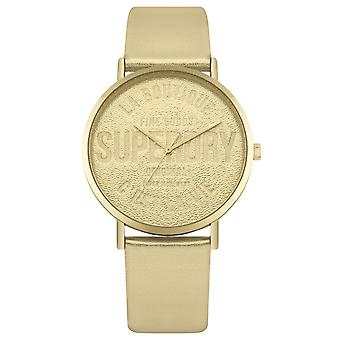 -Watch SYL251G Oxford Parisian leather gold M metal woman