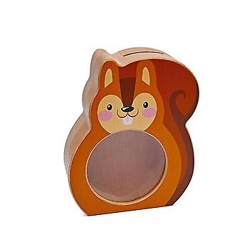 Weizenkorn Piggy Bank Squirrel Amigo