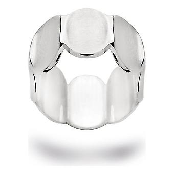 Bastian Inverun Ring Sterling Silver 23070 Ring Size 56 (17.8mm)