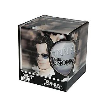 Other Bargains Johnny Depp Coffee Mug (Just for Fun) the Unoffical Mug