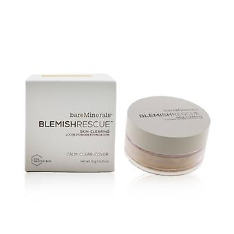 Bareminerals Blemish Rescue Skin Clearing Loose Powder Foundation - # Soft Medium 2cn - 6g/0.21oz