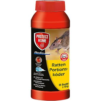 SBM Protect Home Rodicum® Rats Serving Bait, 250 g