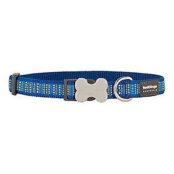 Red Dingo Dog Collar Lotzadotz Dark Blue XL (Honden , Halsbanden en Riemen , Halsbanden)