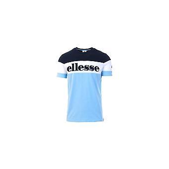 Ellesse Punto Light Blue/navy Cotton T-shirt