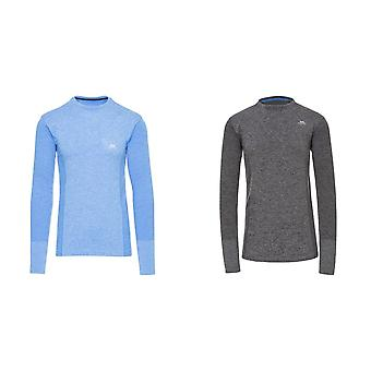Hausfriedensbruch Mens Timo Langarm Active Top