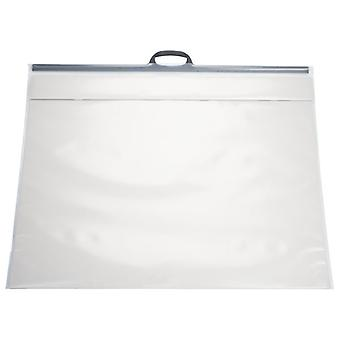 RVFM A1 1000g Poly Holdall with Flap & Handle