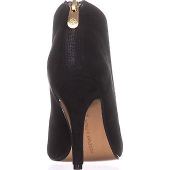 ADRIENNE VITTADINI Schuhe Damen's GABAY Ankle Boot, schwarz, 8 Medium US