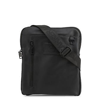 Carrera Jeans Original Heren Lente/Zomer Crossbody Bag Zwarte Kleur - 70621