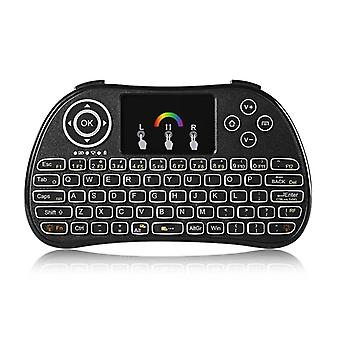 P9 Mini Wireless backlit keyboard for PC/TV Box
