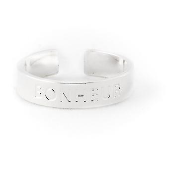 Ley Nat Silver Happiness Ring Ring