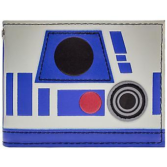 حرب النجوم R2-D2 معرف & بطاقة المحفظة ثنائي الطي