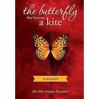 The Butterfly that became a Kite by AttipoeKepomey & AkuSika