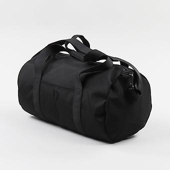 Fred Perry Tonal Track Barrel Bag Shoulder Gym Duffle Bag L3214-102