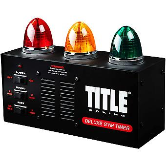 Title Boxing Deluxe Gym Timer