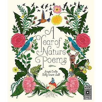 A Year of Nature Poems de Joseph Coelho - 9780711249943 Livre
