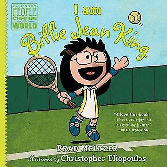 I Am Billie Jean King by Brad Meltzer - 9780735228740 Book