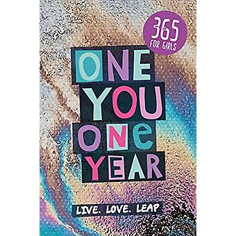 One You One Year - 365 for Girls by Cwr - 9781782599937 Book