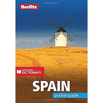 Berlitz Pocket Guide Spain (Travel Guide with Dictionary) - 978178573